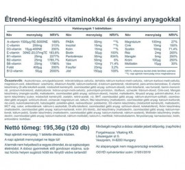 Vitaking Mega1 Family - 120db
