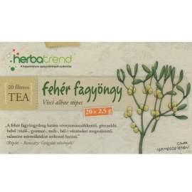 Herbatrend Fehér Fagyöngy Tea - 20 Filter