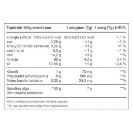 Vitaking Spirulina 500mg Tabletta - 200db