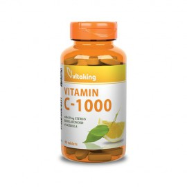 Vitaking C-1000 C-vitamin Bioflavonoid 1000mg - 90db