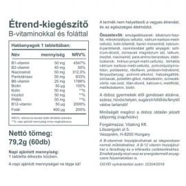 Vitaking B50-komplex - 60db