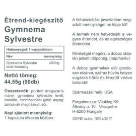 Vitaking Gymnema Sylvestre - 90db