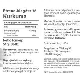 Vitaking Kurkuma - 60db