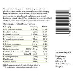 Vitaking Vitemix multivitamin szirup 200 ml