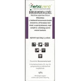 Herbatrend Borsosmentalevél - 40g