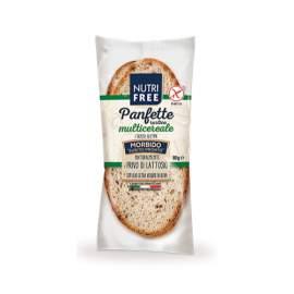 Nutri Free Panfette Rustico Multicereale – Barna szeletelt kenyér 320g