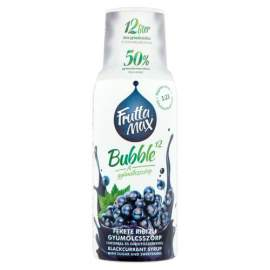 Fruttamax Bubble Feketeribizli 500ml