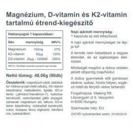 Vitaking MagneTrio kapszula - 90 db