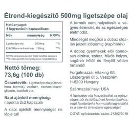 Vitaking Ligetszépeolaj - 100 db
