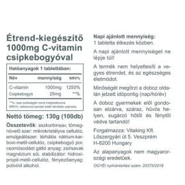 Vitaking C vitamin - 1000 mg - 100 db
