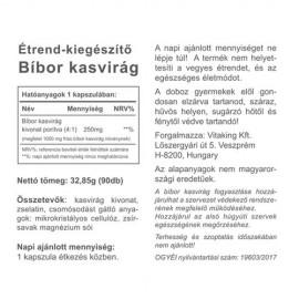 Vitaking Echinacea - Bíbor kasvirág - 90 db