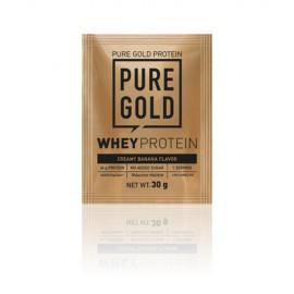 Pure Gold Protein Whey Protein fehérjepor 30g (12 ízben)