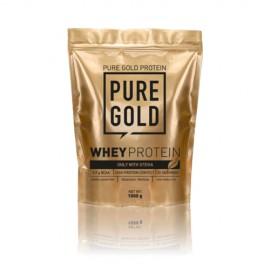 Pure Gold Protein Whey Protein fehérjepor 1kg (21 ízben)